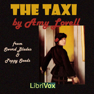 Taxi, Amy Lowell