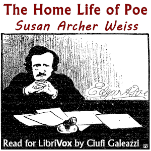 Download Home Life of Poe by Susan Archer Weiss