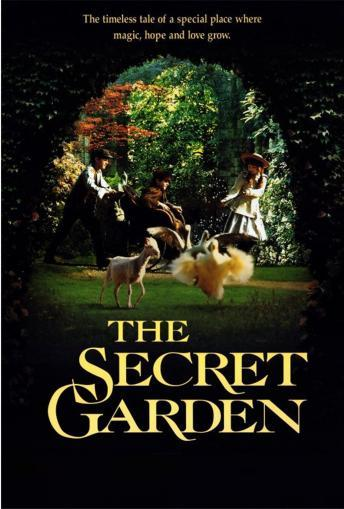 Download Secret Garden by Frances Hodgson Burnett