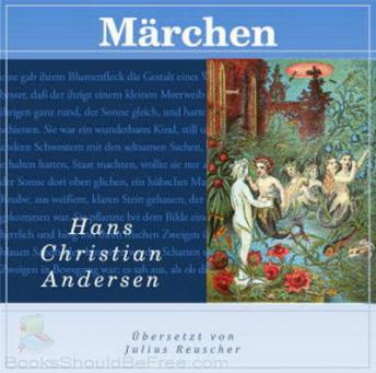 Marchen, Audio book by Hans Christian Andersen