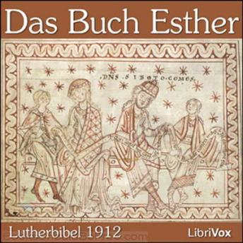 Das Buch Esther, Audio book by Unknown