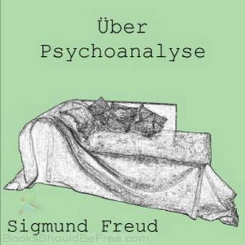 Download Über Psychoanalyse by Sigmund Freud