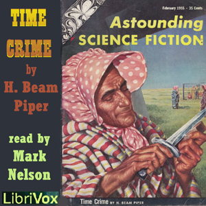 Time Crime, H. Beam Piper