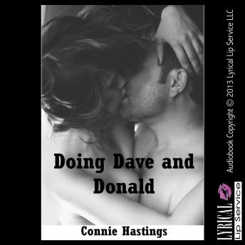 Doing Dave and Donald, Connie Hastings