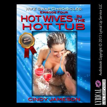 Hot Wives In The Hot Tub, Cindy Jameson