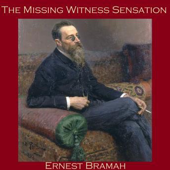The Missing Witness Sensation