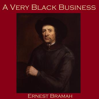 A Very Black Business
