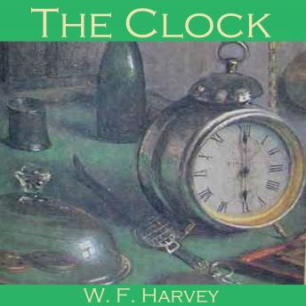 Clock, W. F. Harvey