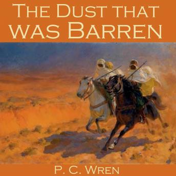 Dust that was Barren, P. C. Wren