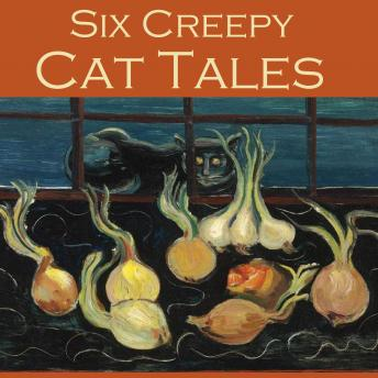 Six Creepy Cat Tales, Various Authors