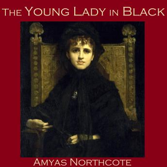 Young Lady in Black, Amyas Northcote