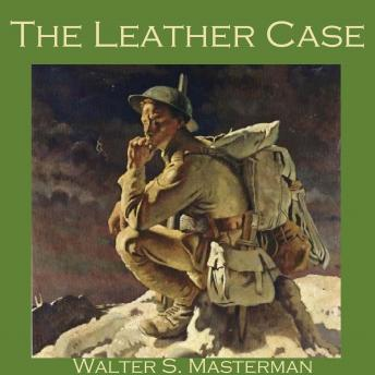 Leather Case, Walter S. Masterman