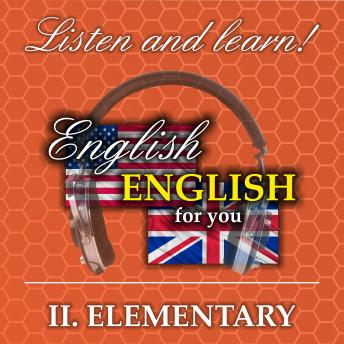 English for you 2 - Elementary