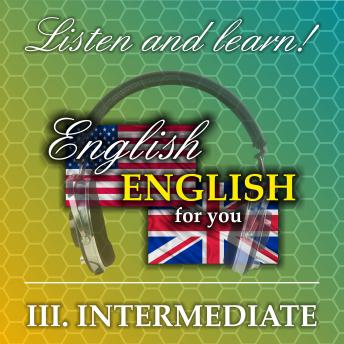 English for you 3 - Intermediate