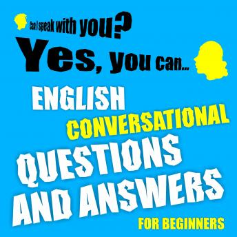 English conversational questions and answers for beginners, Audio book by Richard Ludvik