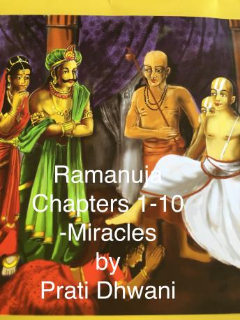 Download Life of  Ramanujacharya : Part 1 :Chapters 1-10 by Alkondavalli Govindacharya