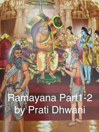 Download Ramayana - Part 1-2 by Sage Valmiki, Prof. P.P.S Sastry