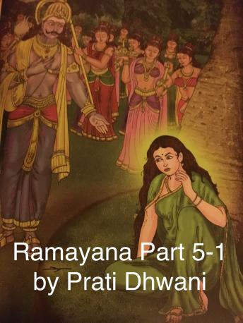 Ramayana - Part 5-1, Audio book by Sage Valmiki, Prof. P.P.S Sastry