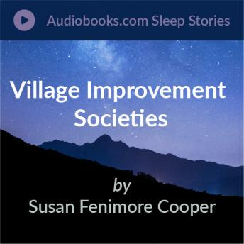 Village Improvement Societies