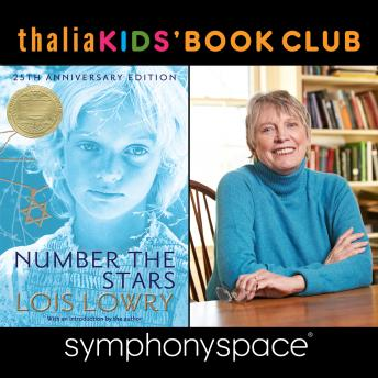 Thalia Kids' Book Club: An Afternoon with Lois Lowry