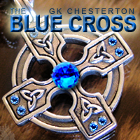 Blue Cross, Audio book by GK Chesterton