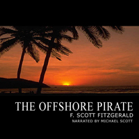 Offshore Pirate, Audio book by F. Scott Fitzgerald