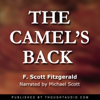 Camel's Back, Audio book by F. Scott Fitzgerald