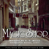 Download Magic Shop by H.G. Wells