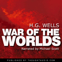 War of the Worlds, Audio book by H.G. Wells