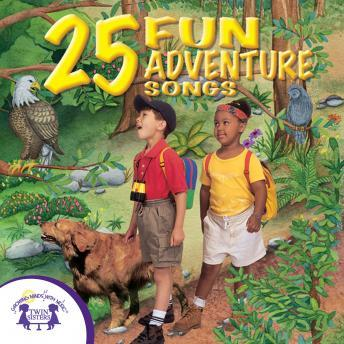 25 Fun Adventure Songs, Twin Sisters Productions