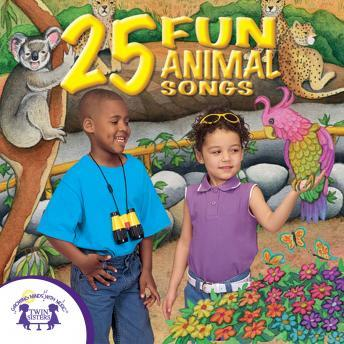 Download 25 Fun Animal Songs by Twin Sisters Productions