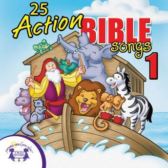 Download 25 Action Bible Songs 1 by Twin Sisters Productions