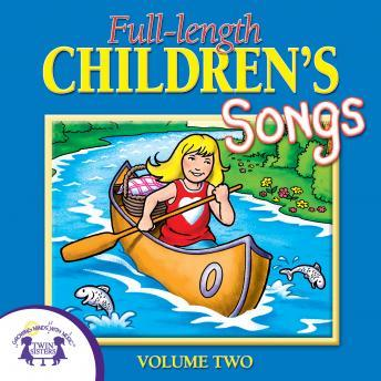 Full-length Children's Songs Vol. 2, Twin Sisters Productions