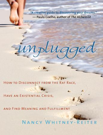 Unplugged: How to Disconnect from the Rat Race, Have an Existential Crisis, and Find Meaning and Fulfillment, Nancy Whitney-Reiter