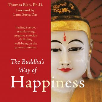 Buddha's Way of Happiness: Healing Sorrow, Transforming Negative Emotion, and Finding Well-Being in the Present Moment, Thomas Bien, PhD