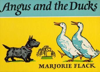 Angus & the ducks, Marjorie Flack