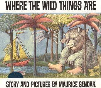 Where The Wild Things Are, Maurice Sendak