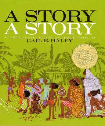 Download Story-a Story by Gail E. Haley
