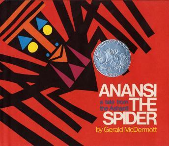 Download anasi the spider by Gerald R. McDermott