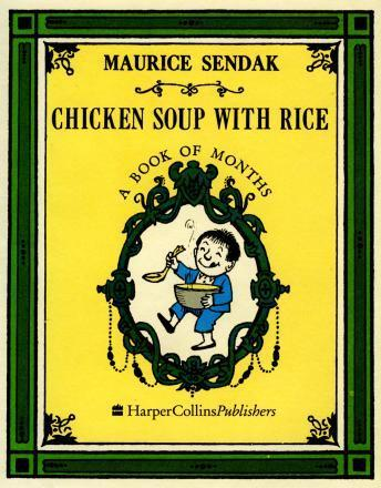Chicken soup with rice, Maurice Sendak