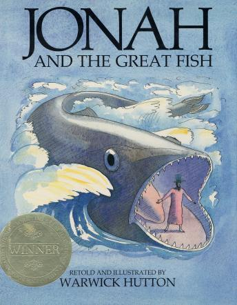 Jonah And The Great Fish, Warwick Hutton