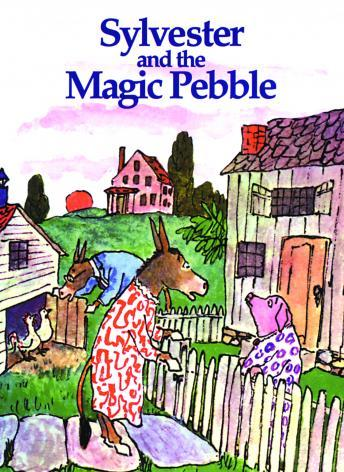 Sylvester And The Magic Pebble, William Steig