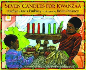 Seven Candles For Kwanzaa, Andrea Davis Pinkney