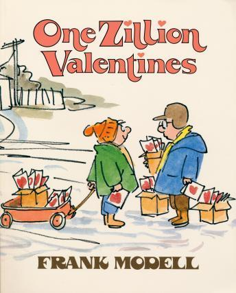 One Zillion Valentines, Frank Modell