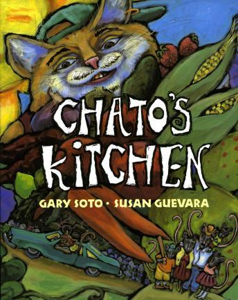 Chato's kitchen, Gary Soto