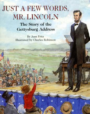Just A Few Words, Mr. Lincoln, Jean Friz