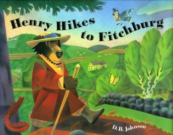 Henry hikes to fitchburg, D. B. Johnson