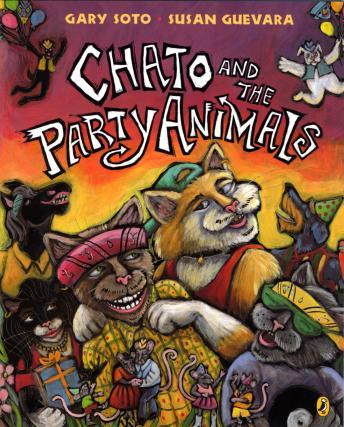 Chato and the party animals, Gary Soto