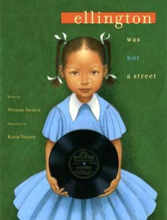Ellington was not a street, Ntozake Shange
