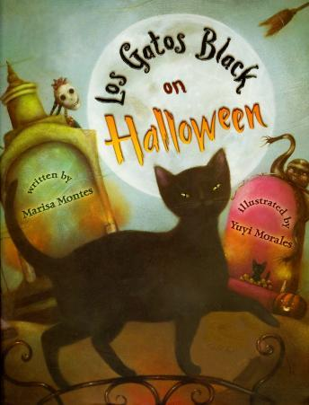 Los Gatos Black On Halloween, Marisa Montes